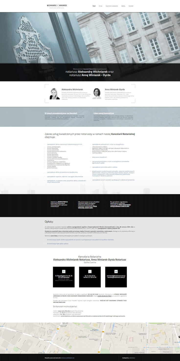 webdesign-Wichniarek-home